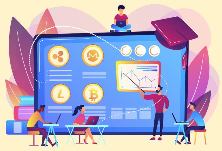 study crypto trading