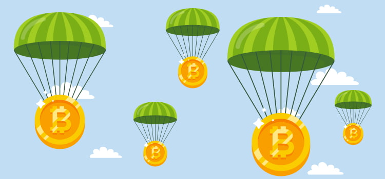 airdrops and bounty