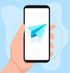 trading signals on Telegram
